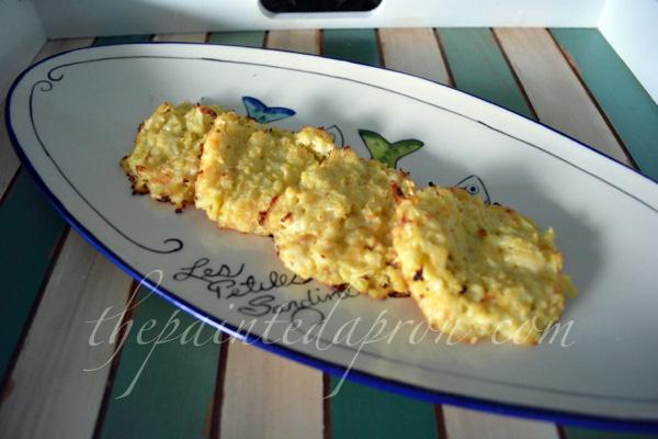 cauliflower fritters 4 thepaintedapron.com
