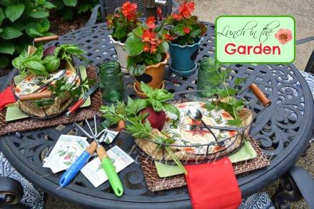 garden table 1 thepaintedapron.com