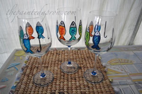 I'm hooked glasses thepaintedapron.com