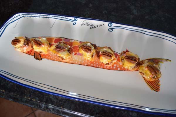 bacon jam crostini thepaintedapron.com