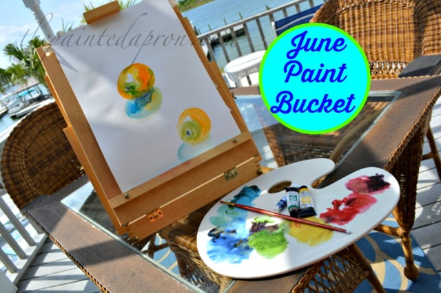 June paint bucket thepaintedapron.com