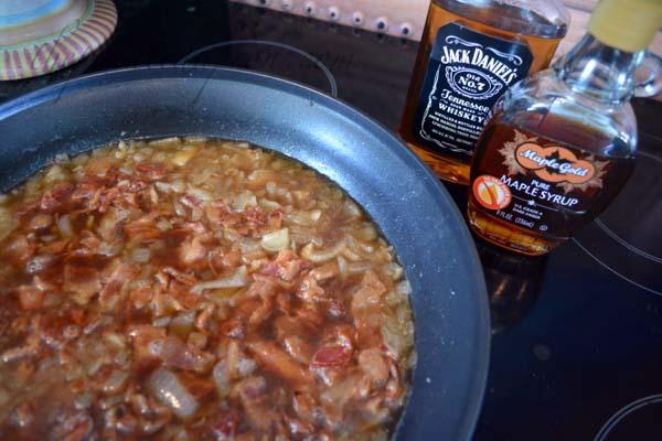 Secret Recipe Club, Maple Bourbon Bacon Jam Crostini with ...