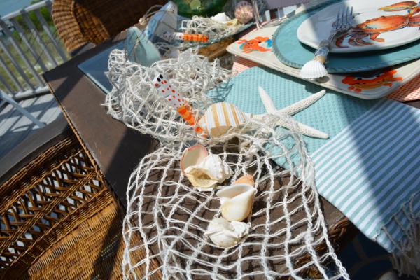 netting crabs 1 thepaintedapron.com