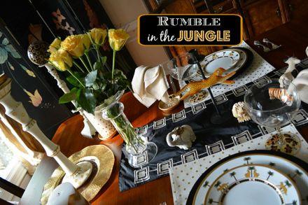 rumble in the jungle 3 thepaintedapron.com