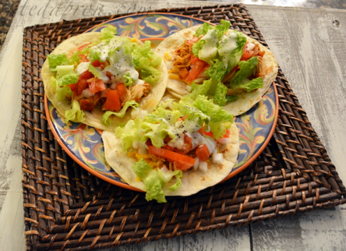 salsa chicken chalupas 3 thepaintedapron.com