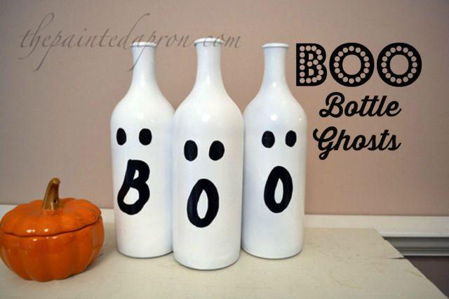 boo bottles thepaintedapron.com