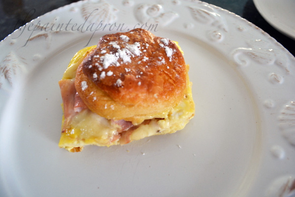 monte cristo biscuit