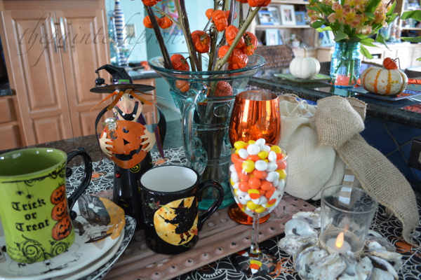 witchy vignette