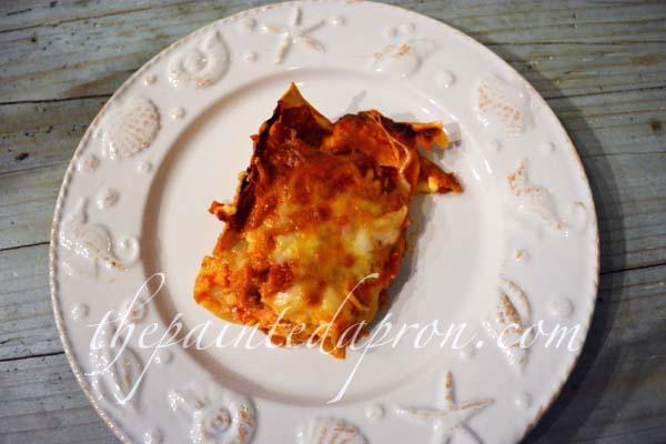 eggplant lasagna with prosciutto and gruyere