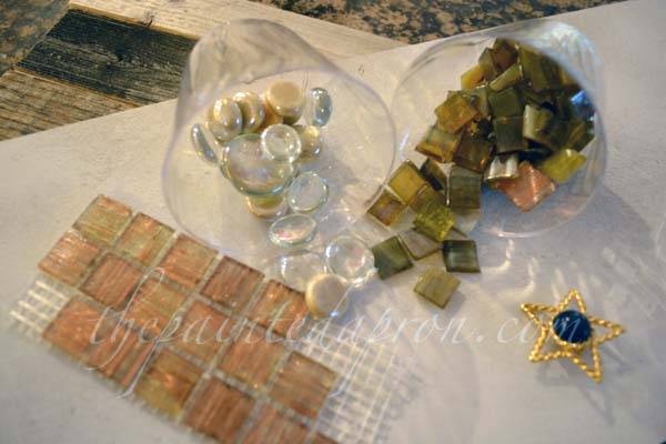 jewelry and tiles