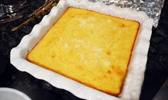 creamy cornbread