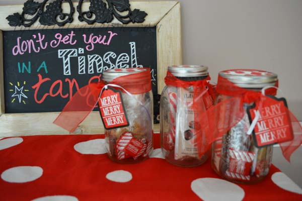 holiday jars