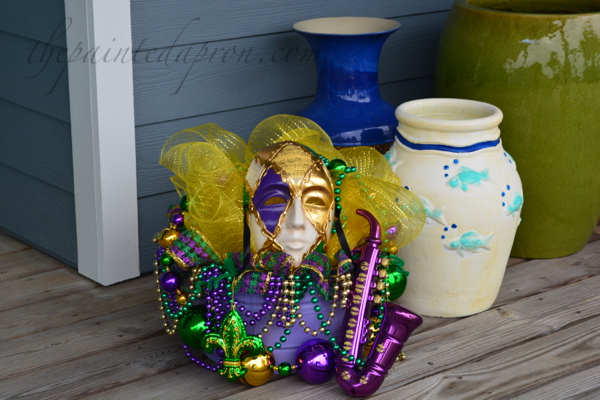 Mardi gras entry