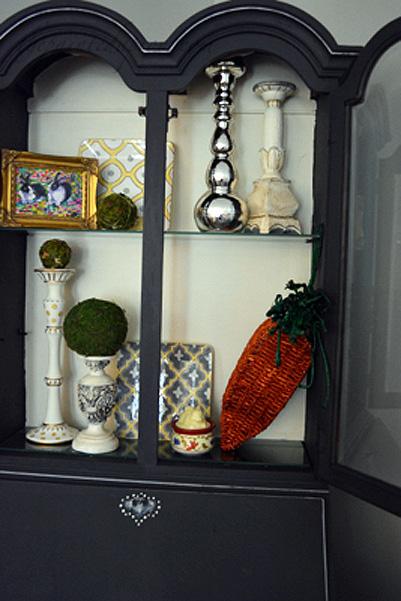 Easter shelves
