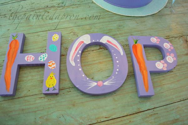 hop letters