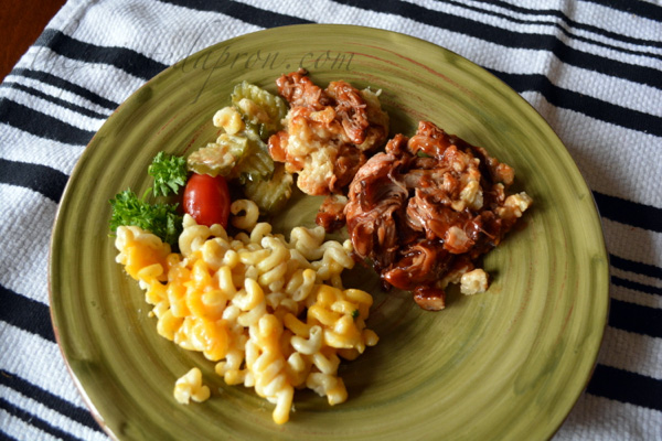Sundae plate