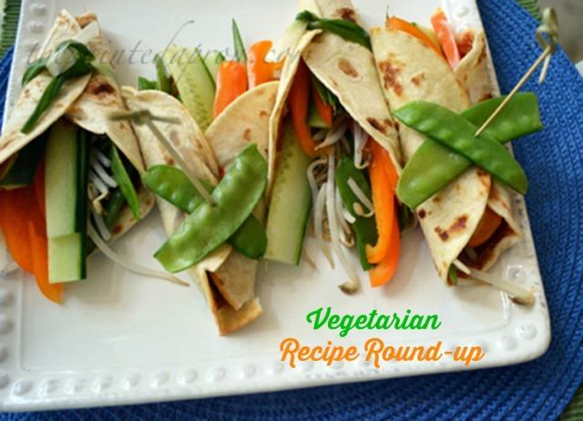 veggie wraps thepaintedapron.com
