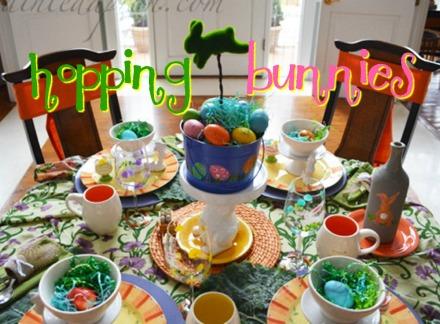 Hopping Bunnies 4