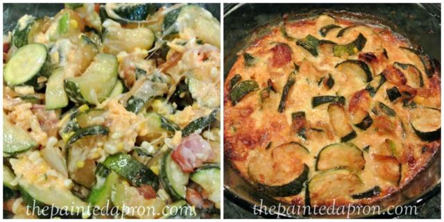 zucchini & pimento cheese casserole