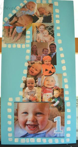birthday board