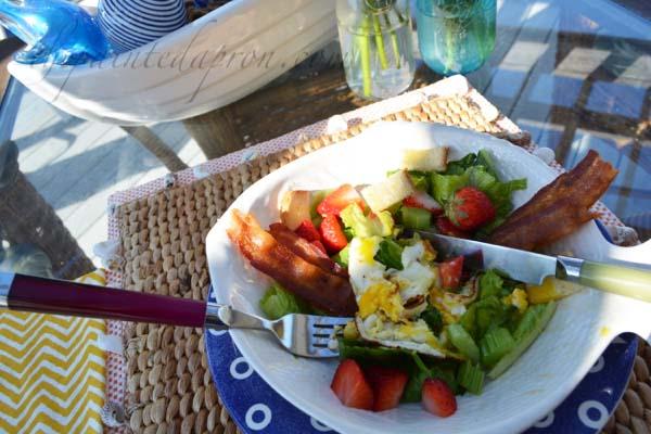 breakfast salad 1