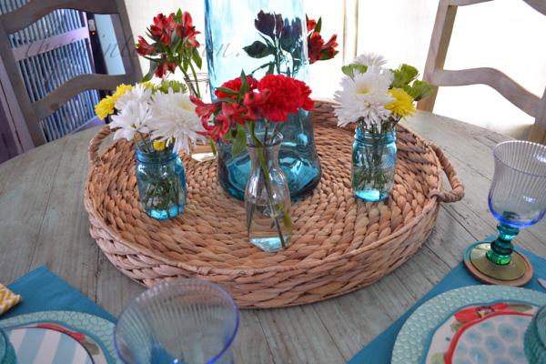 flower jars