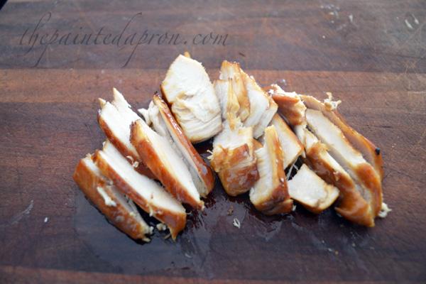 lemon teriyaki chicken