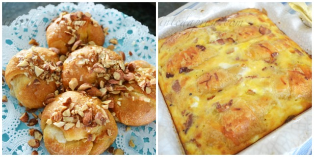 almond danish breakfast
