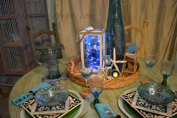 seaside night table