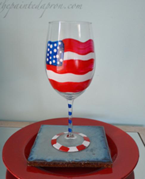 flag wine