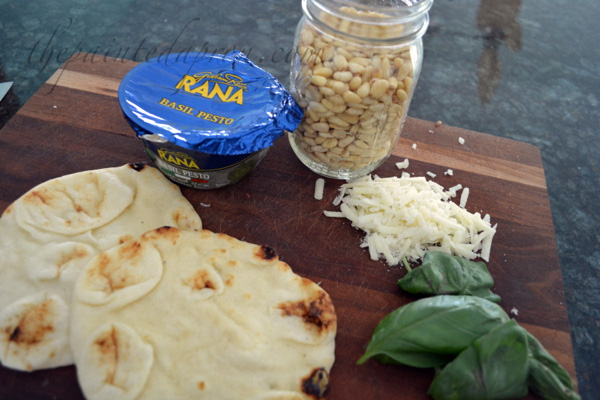 naan ingredients