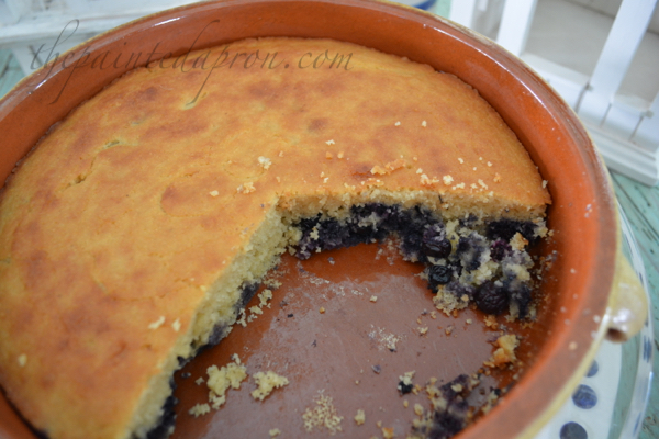 blueberry cornbread 1