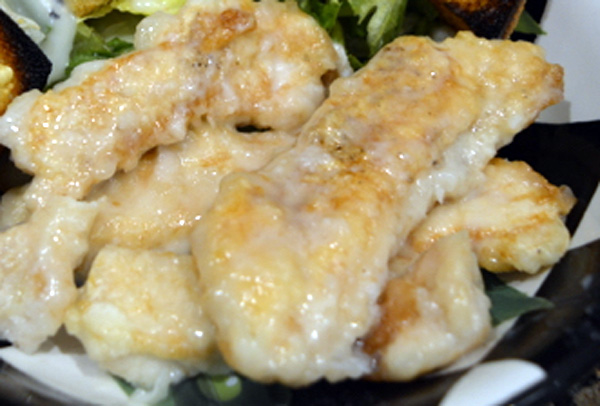 coconut chicken tenders