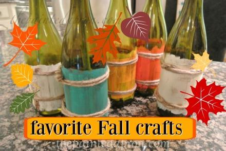 Fall Craft Round up