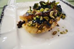 figgy pistachio chicken
