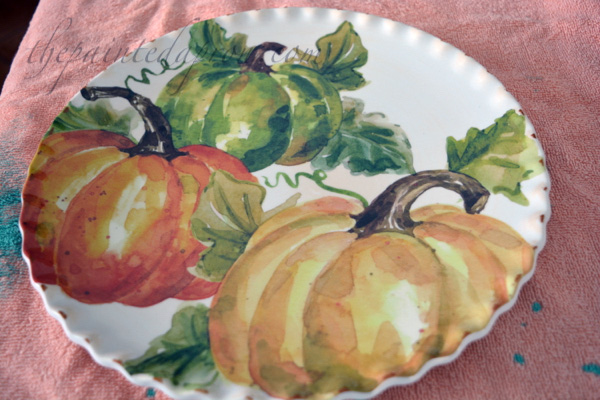 pumpkin-plate