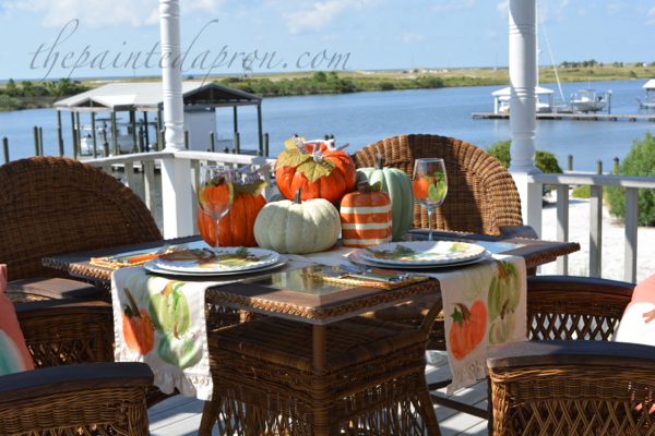 pumpkin-table-runner