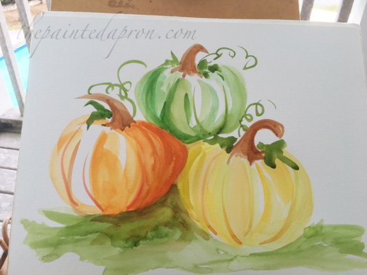 quick-watercolor-pumpkins