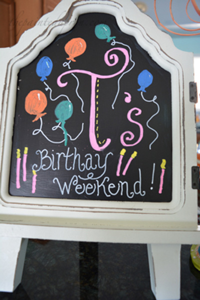 birthday-chalk-board