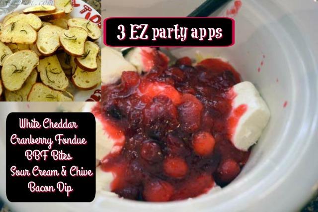 white-cheddar-cranberry-dip