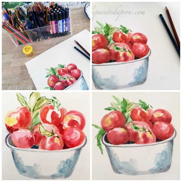 apple-bowl-collage