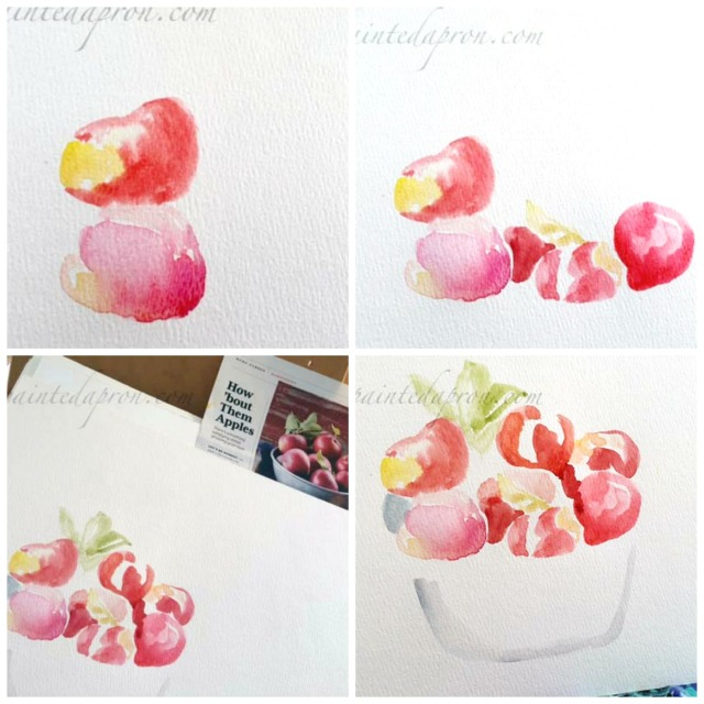 apple-collage