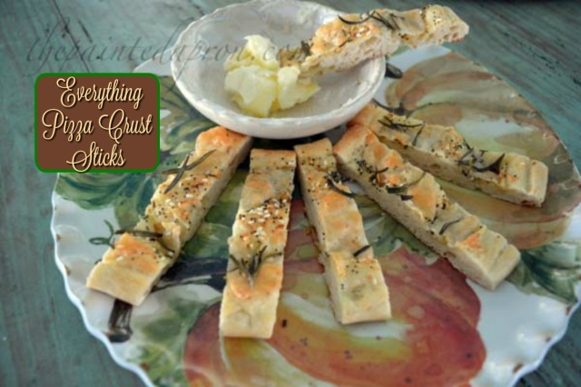 herb-breadsticks-and-butter