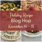 holiday recipe blog hop