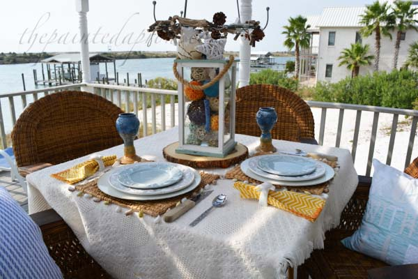 late-fall-beach-table