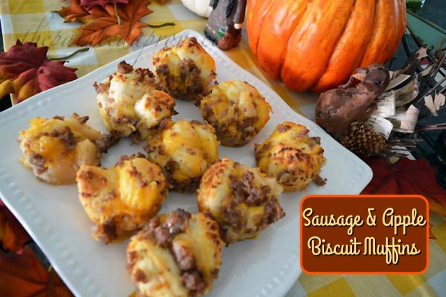 sausage-apple-cheddar-muffins