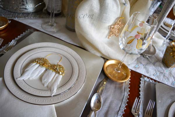 angel-place-setting