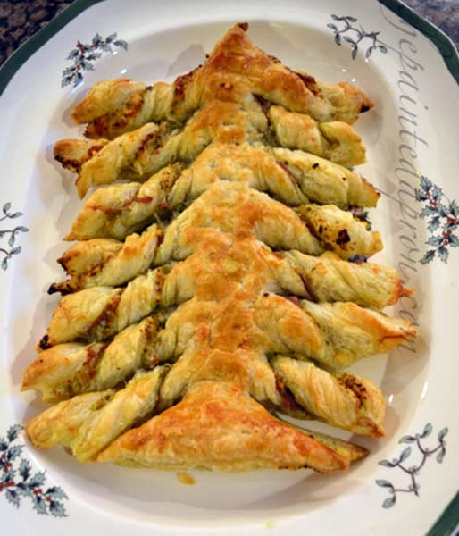 puff-pastry-tree
