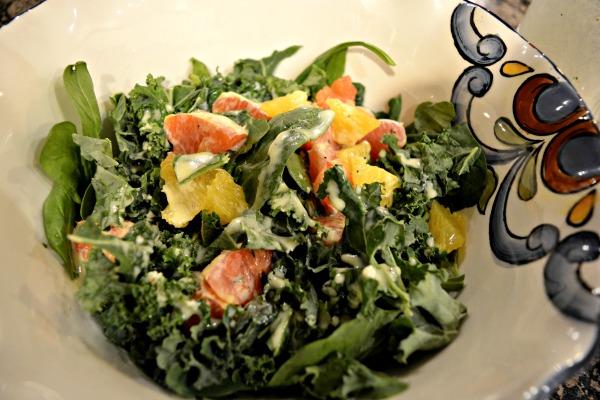 citrus-salad-with-creamy-orange-dressing