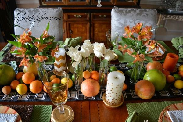 citrus-table-runner